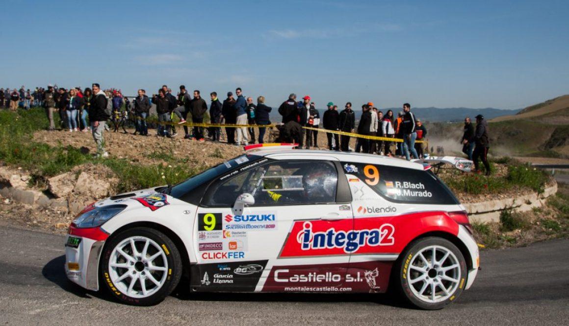 Rallye Sierra Morena 2019