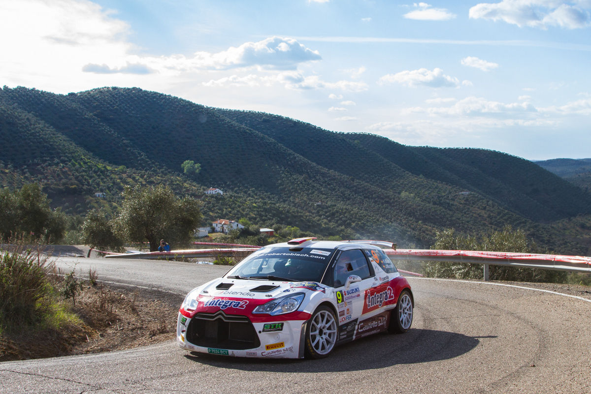 Roberto Blach Jr - Post Rallye Sierra Morena 2019