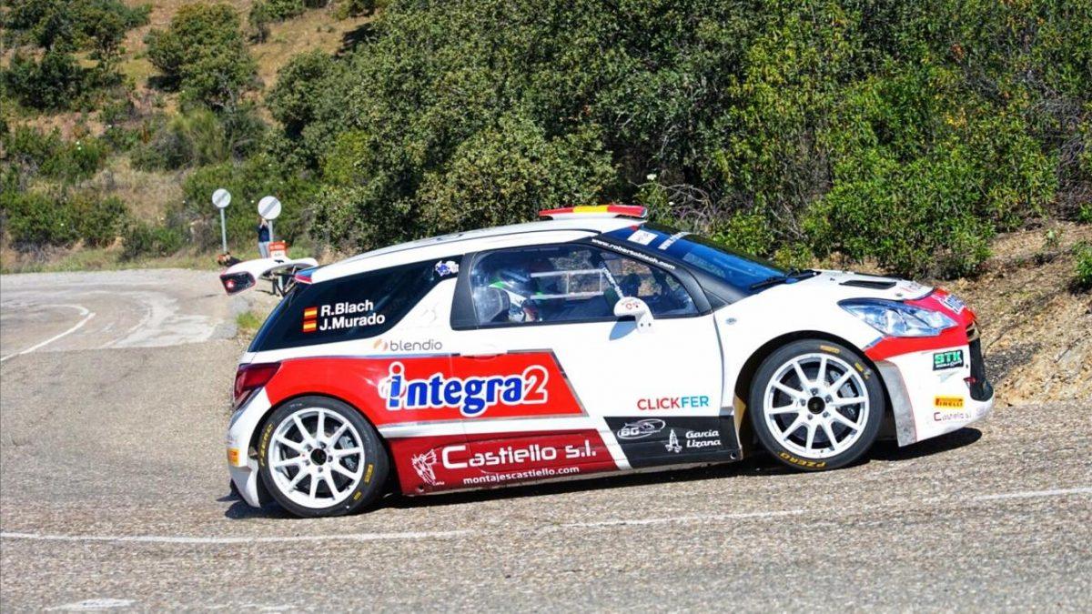 Roberto Blach Jr - Previa Rallye Sierra Morena_2