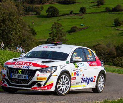 Rallye Princesa de Asturias 2020