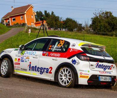 Roberto Blach Jr - Post Rallye Princesa Asturias 2020