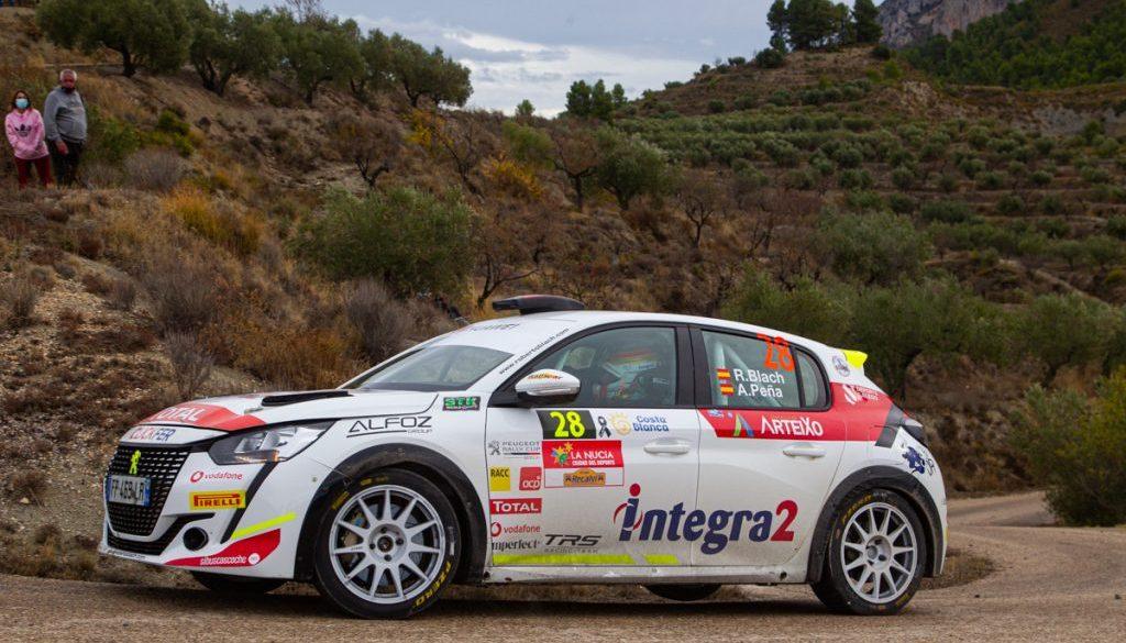 Roberto Blach Jr - Post Rallye Nucia 2020