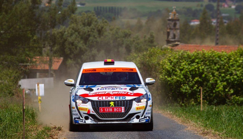 Roberto Blach Jr - Previa Rallye de Ourense