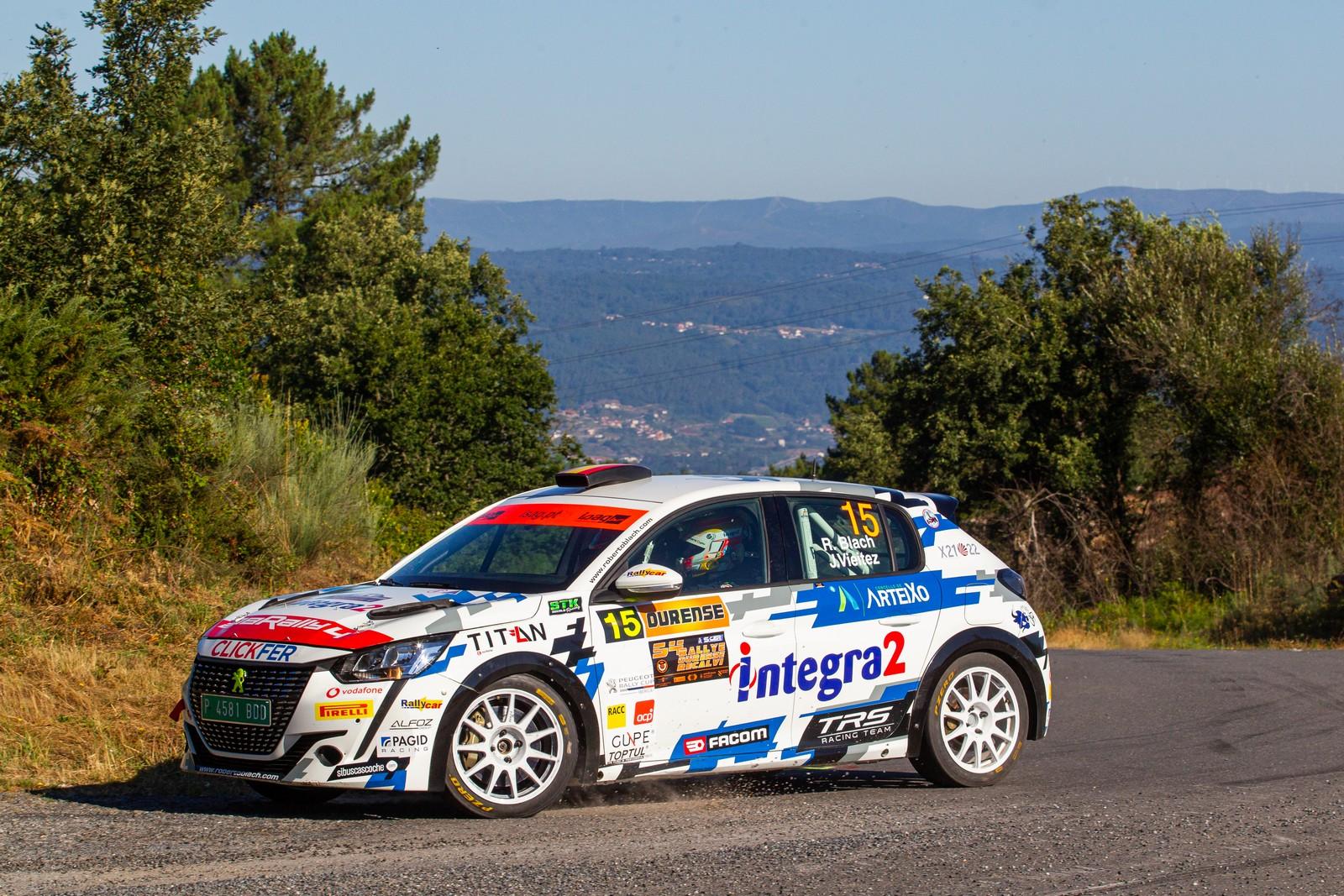 Roberto Blach Jr - Previa Rallye de Ferrol