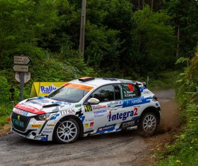 Roberto Blach Jr - Previa Rallye Princesa Asturias