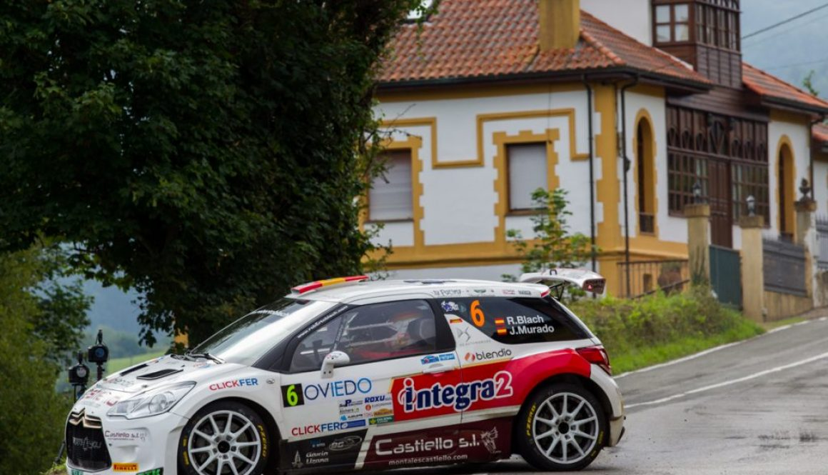 Roberto Blach Jr - Post Rallye Casinos do Algarve