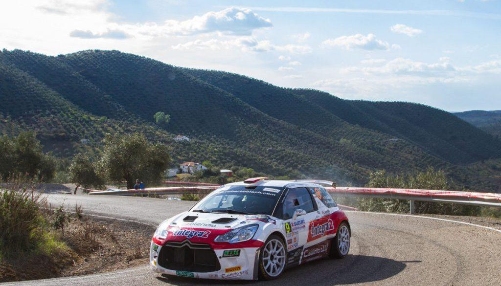 Roberto Blach Jr - Post Rallye Sierra Morena 2019