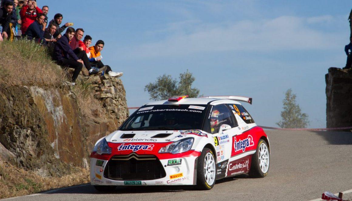 Roberto Blach Jr - Previa Rallye Islas Canarias