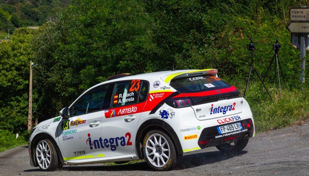 Roberto Blach Jr - Post Rallye de Ferrol 2020