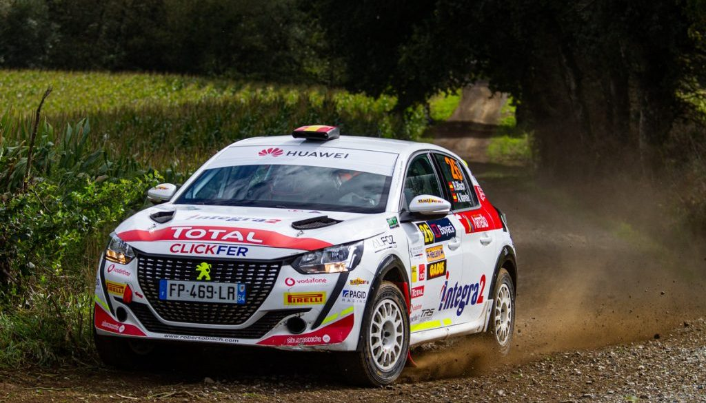 Roberto Blach Jr - Post Rallye Terra da Auga 2020