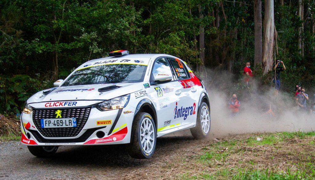 Roberto Blach Jr - Previa Rallye Terra da Auga 2020