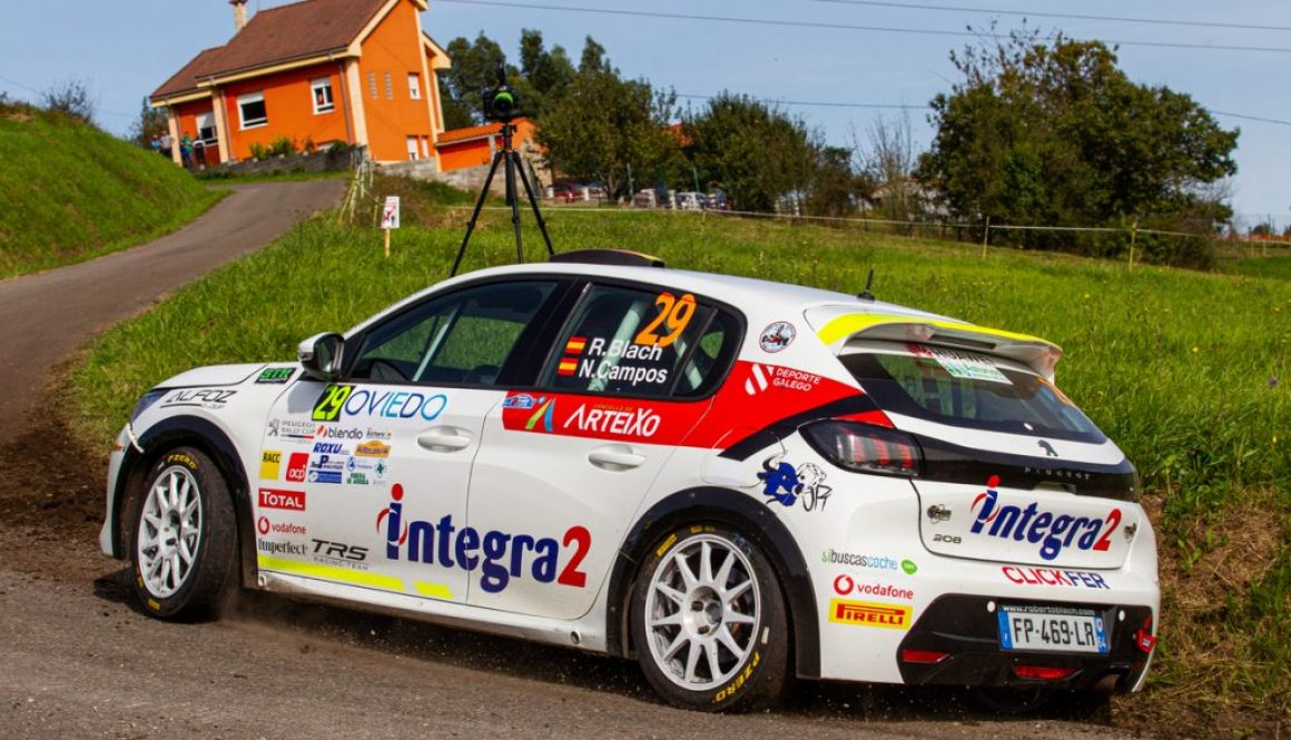 Roberto Blach Jr - Post Rallye Princesa Asturias 2020
