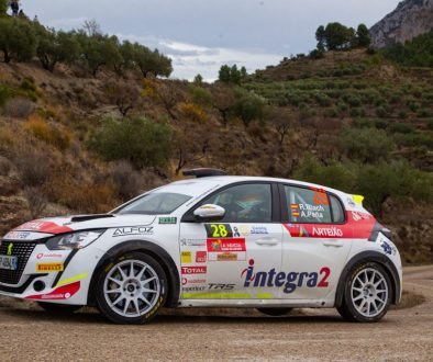 Roberto Blach Jr - Post Rallye Nucia 2020