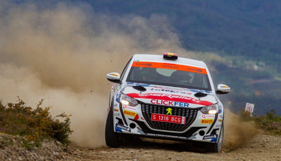 Roberto Blach Jr - Post WRC Portugal