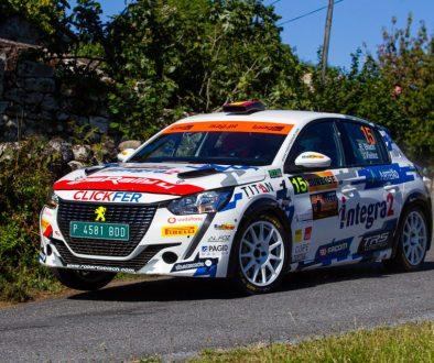 Roberto Blach Jr - Post Rallye de Ourense