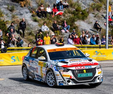 Roberto Blach Jr - Post Rallye Catalunya Costa Daurada