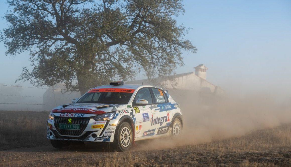 Roberto Blach Jr - Post Rallye Ciudad Pozoblanco