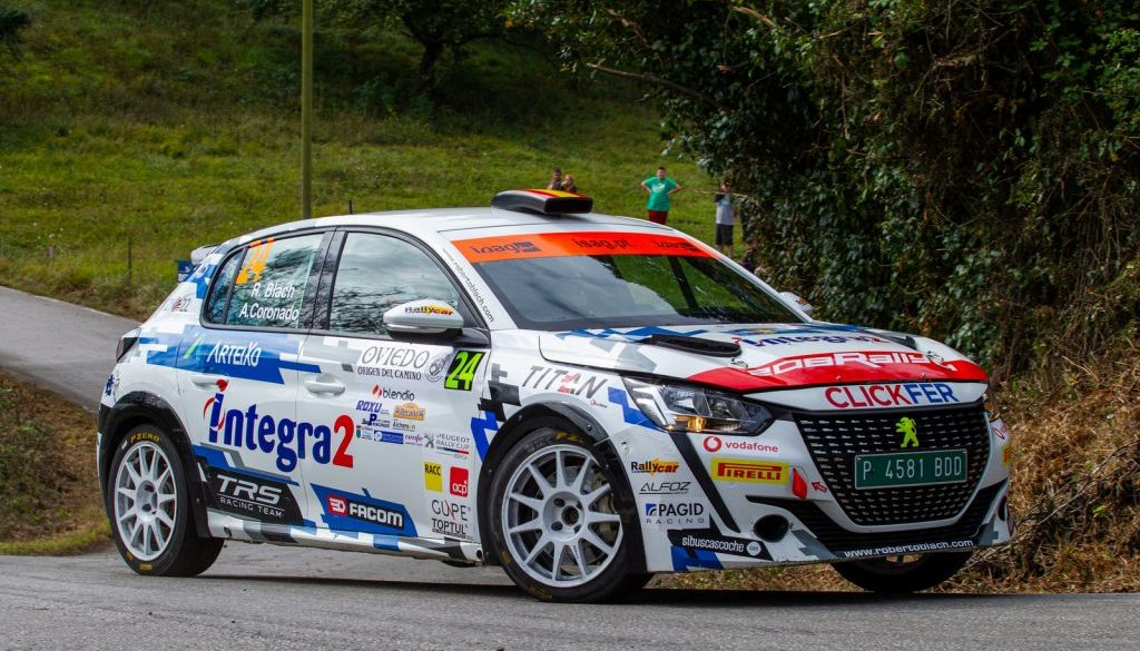 Roberto Blach Jr - Previa Rallye Catalunya Costa Daurada