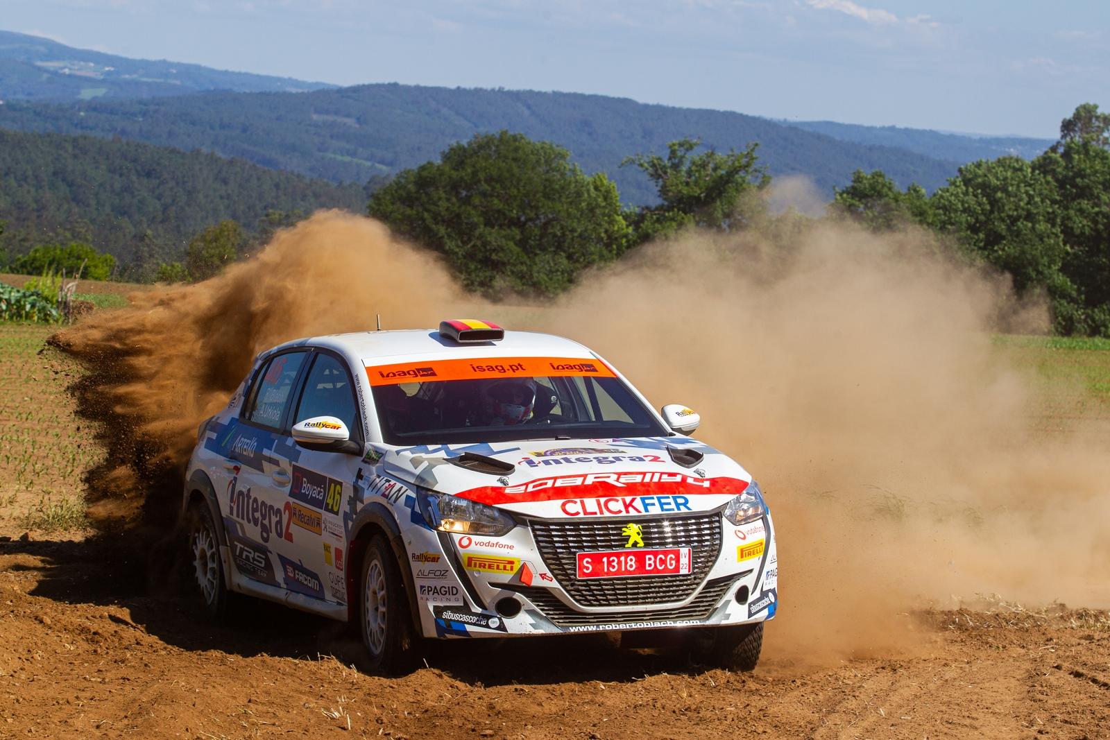 Roberto Blach Jr - Previa Rallye Ciudad Pozoblanco